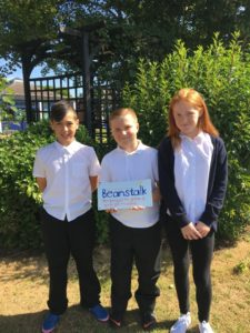 Beanstalk - helping children grow a love of reading